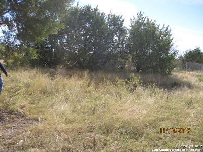 San Antonio Residential Lots & Land New: 14642 Durham Dr