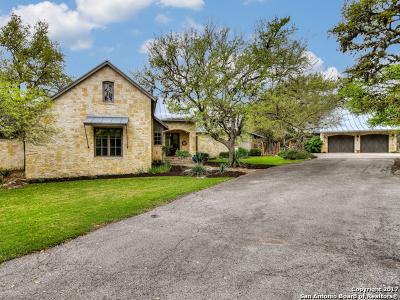 Boerne Single Family Home New: 106 Dove Meadow