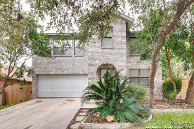 San Antonio Single Family Home New: 6306 Maverick Oak Dr