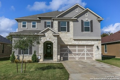 San Antonio Single Family Home New: 7939 Stalemate Cv