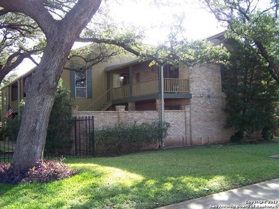 San Antonio TX Condo/Townhouse New: $127,500