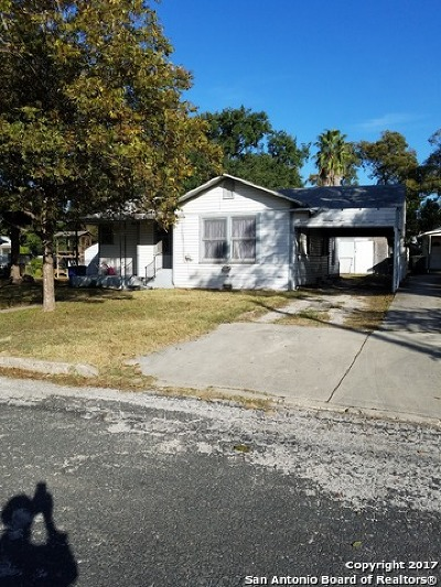 San Antonio TX Single Family Home New: $55,000