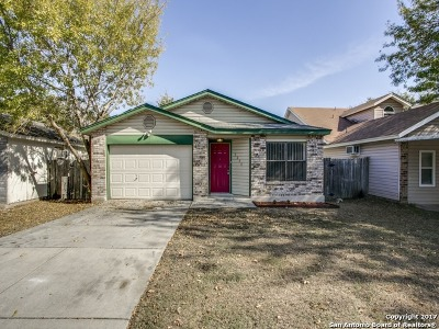San Antonio Single Family Home New: 2830 Fisher Field Dr