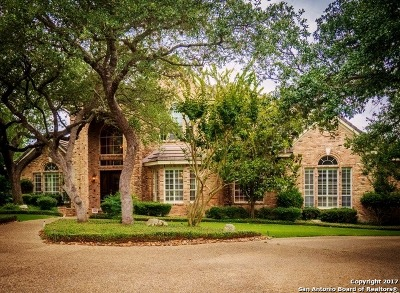 Single Family Home New: 312 Box Oak