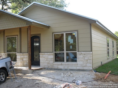 Canyon Lake Single Family Home New: 1515 Eastview Dr
