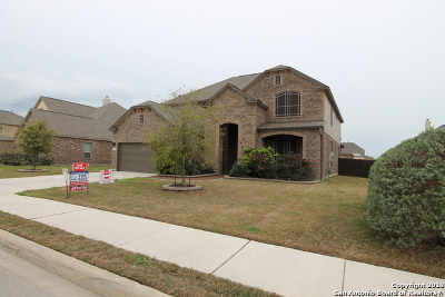 Schertz Single Family Home New: 10409 Aurora Sky