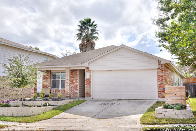 Bexar County Single Family Home New: 9438 Wolf Pt