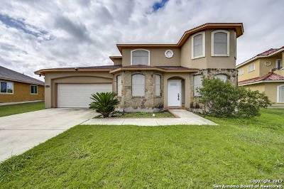 San Antonio Single Family Home New: 12639 Course View Dr