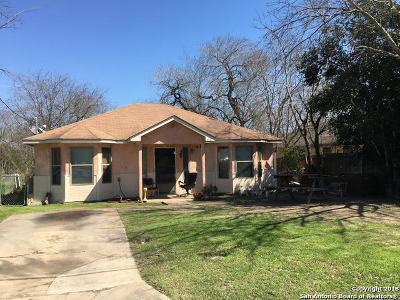 Single Family Home For Sale: 112 Vista Rd