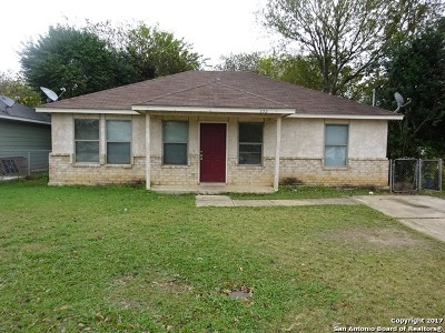 Bexar County Single Family Home For Sale: 228 Quinta St