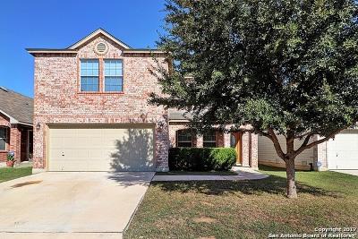 Bexar County Single Family Home New: 10219 Villa Del Lago