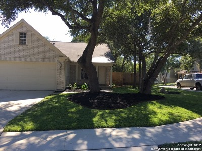 Schertz Single Family Home For Sale: 2555 Grove Park