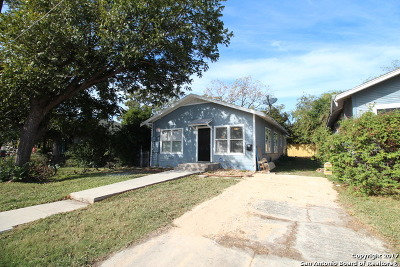 Single Family Home For Sale: 107 Hardeman St