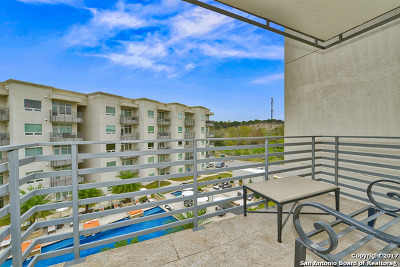 San Antonio Condo/Townhouse New: 17902 La Cantera Pkwy #415