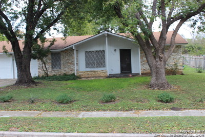 Bexar County Single Family Home New: 7918 Mountain Frst