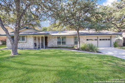 San Antonio Single Family Home New: 618 Patricia