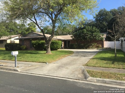 Bexar County Single Family Home New: 6015 Royal Pt