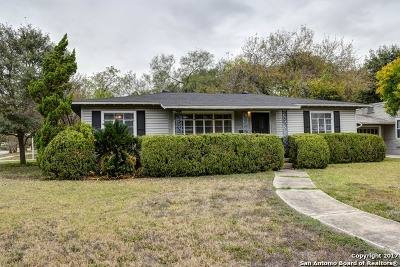 San Antonio Single Family Home New: 203 Harmon Dr
