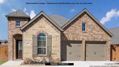 San Antonio Single Family Home New: 2426 Valencia Crest