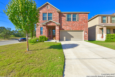 San Antonio Single Family Home New: 943 Spello Cir