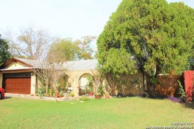 San Antonio Single Family Home New: 6835 Spring Garden St