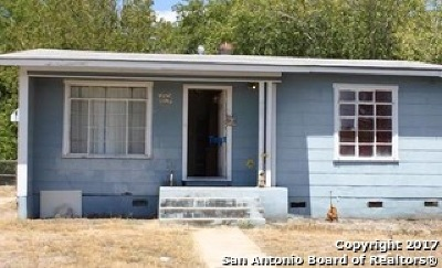 San Antonio Single Family Home New: 909 E Dullnig Ct