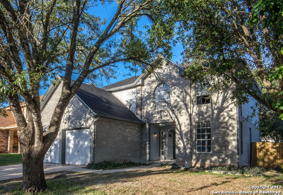 San Antonio Single Family Home New: 4902 Fern Lk