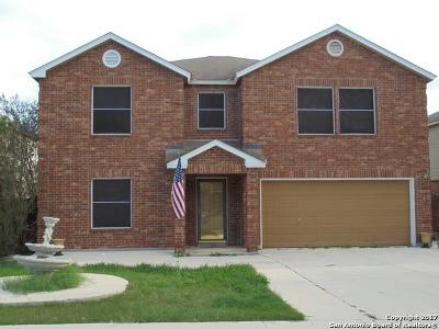 Cibolo Single Family Home New: 155 Woodstone Loop