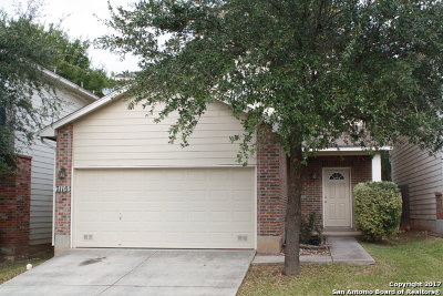 San Antonio TX Single Family Home New: $164,900