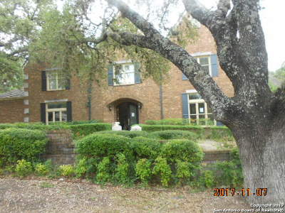 San Antonio TX Single Family Home New: $585,900
