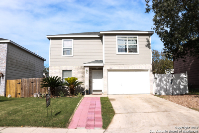 San Antonio TX Single Family Home New: $149,999