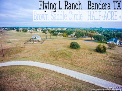 Residential Lots & Land New: 0.57-Ac Brown Saddle