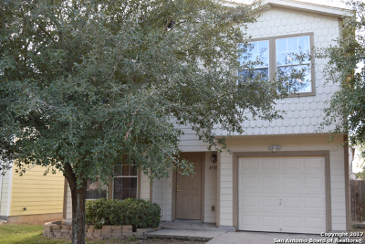 San Antonio TX Single Family Home New: $147,500