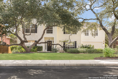 San Antonio Single Family Home New: 18407 Rogers Pike