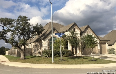 Boerne Single Family Home New: 26930 Anemone Bend