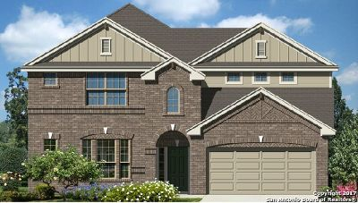 Cibolo Single Family Home New: 5044 Forest Oak