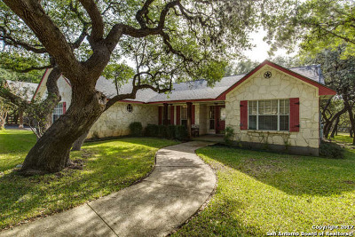 Boerne Single Family Home New: 1700 Nixon Dr