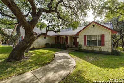 Boerne Single Family Home New: 1700 Nixon Dr