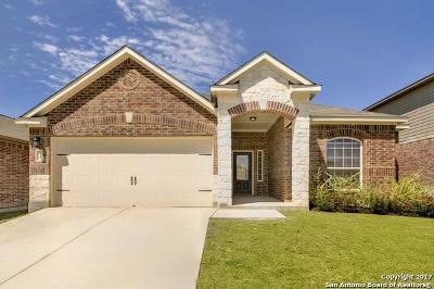 San Antonio Single Family Home New: 7815 Creekshore Cv