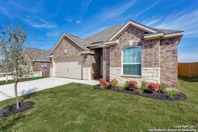 San Antonio Single Family Home New: 7814 Creekshore Cv