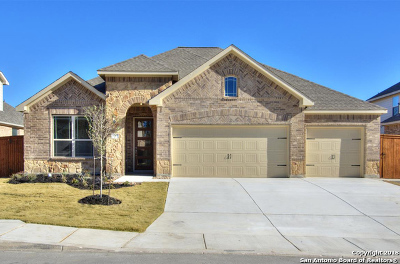 San Antonio Single Family Home New: 7616 Digges View