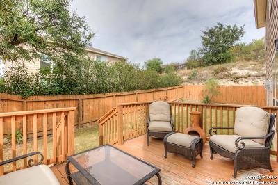 Boerne Single Family Home New: 8703 Elkhorn Knl