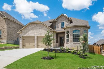 San Antonio Single Family Home New: 2523 Cielo Trace