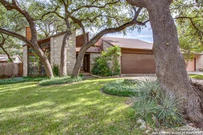 San Antonio Single Family Home New: 12506 Autumn Vista St