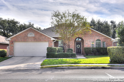 San Antonio Single Family Home For Sale: 1306 Knights Cross Dr
