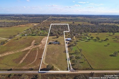 Wilson County Residential Lots & Land For Sale: 4220 County Road 421