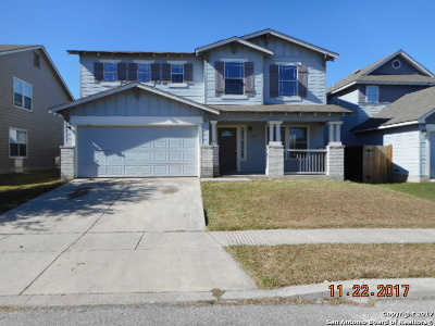 Bexar County, Comal County, Guadalupe County Single Family Home For Sale: 8707 Sunview Park