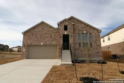 Cibolo Single Family Home For Sale: 618 Saddle House