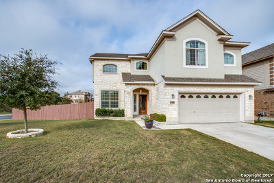 Bexar County Single Family Home New: 403 Amber Star