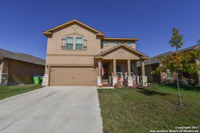 San Antonio Single Family Home New: 11215 Unbridled